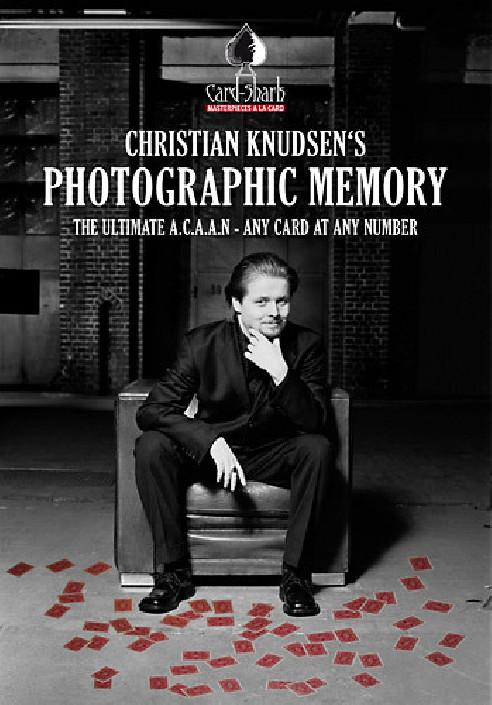 PHOTOGRAPHIC MEMORY ACAAN - TAMAÑO POKER