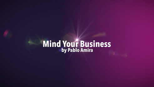 Mind Your Business Project by Pablo...
