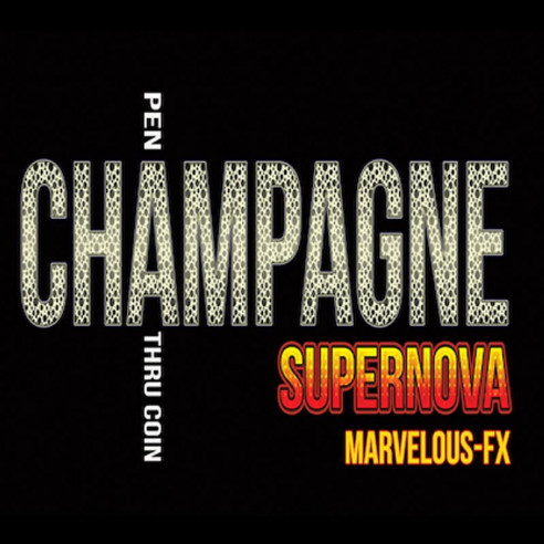 CHAMPAGNE SUPERNOVA - 1/2 DOLAR