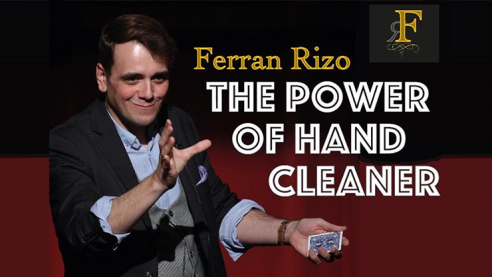 The Power of Hand Cleaner by Ferran...