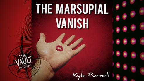 The Vault - The Marsupial Vanish by...