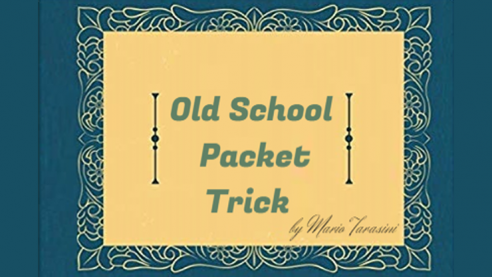 Old School Packet Trick by Mario...