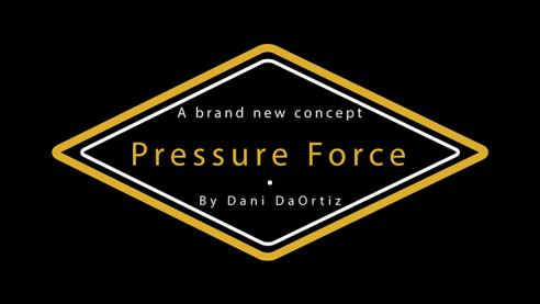 Pressure Force by Dani DaOrtiz -...
