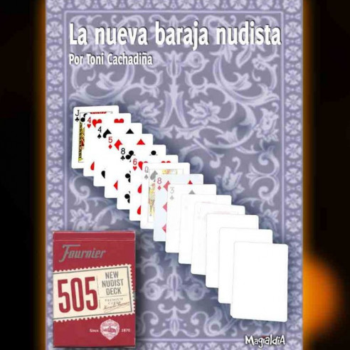 NUEVA BARAJA NUDISTA - Toni Cachadiña
