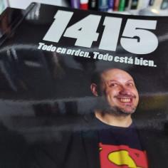 1415 - WOODY ARAGÓN
