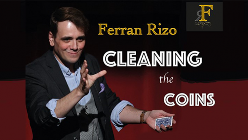 Cleaning the Coins by Ferran Rizo...