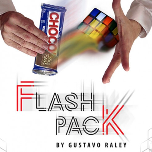 FLASH PACK - Gustavo Raley