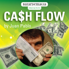 CASH FLOW ( DVD + GIMMICKS)...