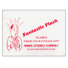 Flash Paper 4 Sheets by...
