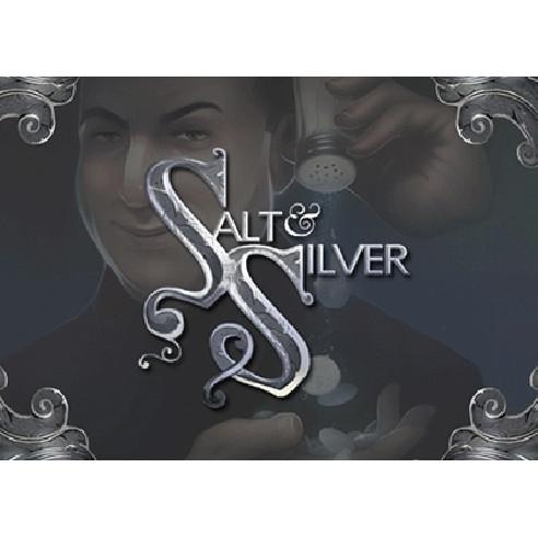 SALT AND SILVER - GIOVANNI LIVERA