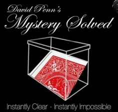 MYSTERY SOLVED (DVD +...