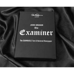 EXAMINER (DVD + GIMMICK) -...
