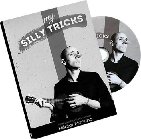 HECTOR MANCHA - MY SILLY TRICK DVD
