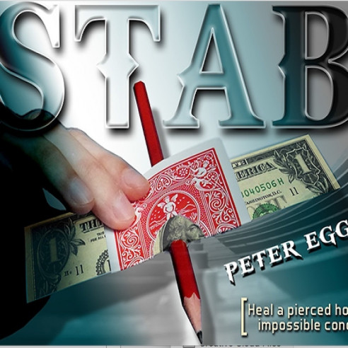 STAB - PETER EGGINK