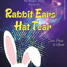Rabbit Ears Hat Tear by Ra...