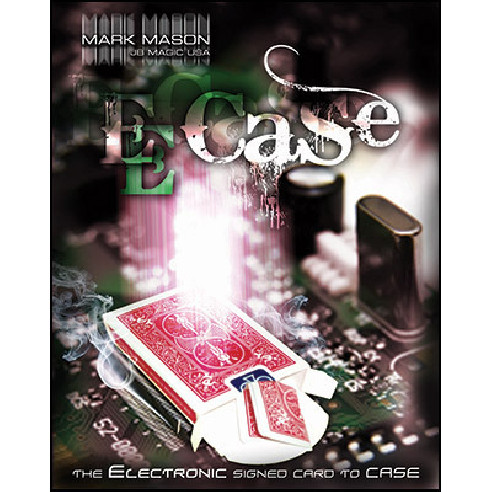 E-CASE (CARTA EN EL ESTUCHE) - MARK...
