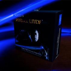 LUCES PRISMA (AZULES) -...