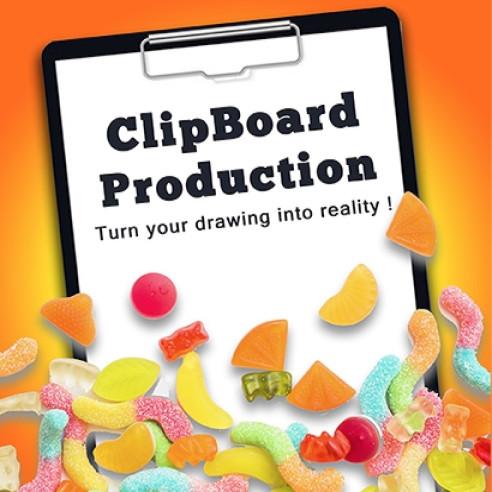 PRODUCCIÓN CLIPBOARD