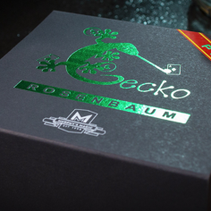 THE GECKO PRO SYSTEM