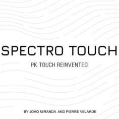 SPECTRO TOUCH - JOAO MIRANDA