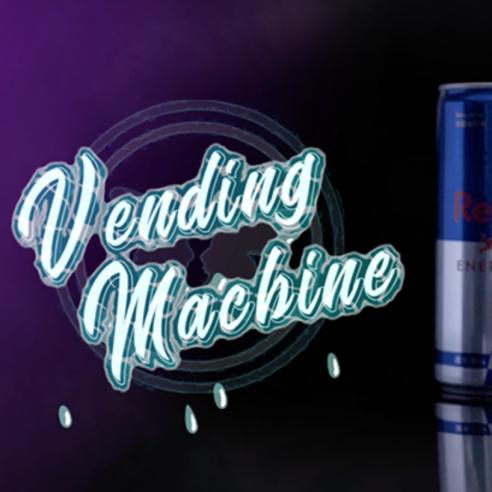VENDING MACHINE (DVD + GIMMICK)