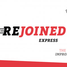 REJOINED EXPRESS - JOAO...