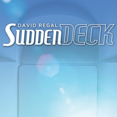 SUDDEN DECK v.3 - DAVID REGAL