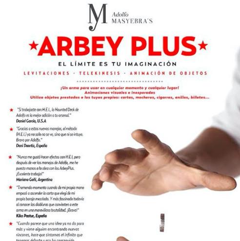 ARBEY PLUS ( DVD + LOOPS) - ADOLFO...