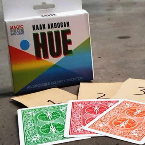 HUE - (Bicycle roja)