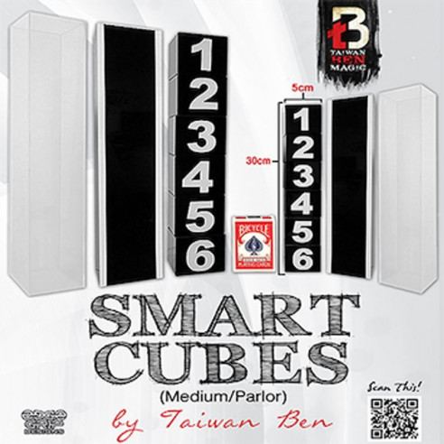SMART CUBES - MEDIANO